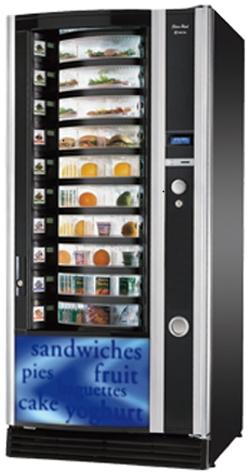 Rapid Vending - Kioski-automaatti - Necta Starfood